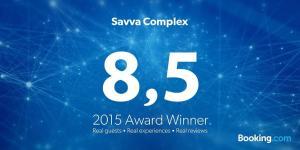 Savva Complex, Апартаменты  Периволия - big - 41