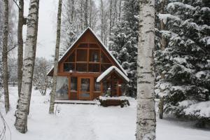 Holiday Home Bērzlejas - Mērsrags