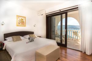Hotel Vila Tina, Hotels  Trogir - big - 63