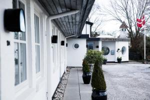 Skjalm Hvide Hotel, Hotely  Slangerup - big - 74
