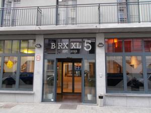 Brxxl 5 City Centre Hostel - Brussels