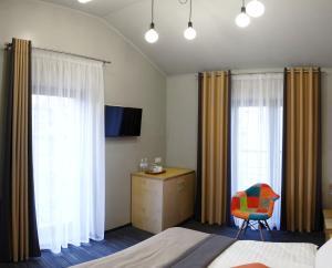 Etude Hotel, Отели  Львов - big - 4