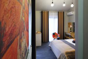 Etude Hotel, Отели  Львов - big - 2