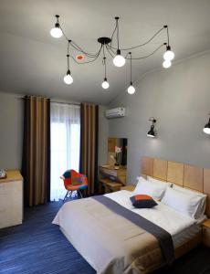 Etude Hotel, Отели  Львов - big - 8