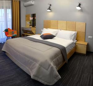 Etude Hotel, Отели  Львов - big - 6