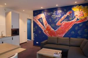 Art Apartment by WestCord - Amsterdam