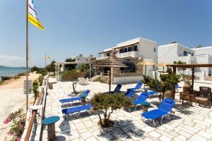 Theologos Beach Antiparos Greece