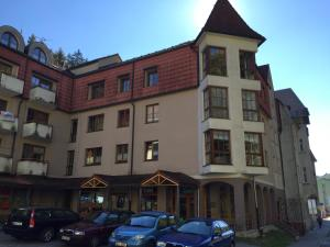 Appartement Apartments Jáchymák Jáchymov Tschechien