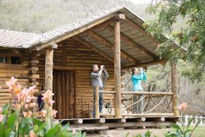 Inraki Lodge, Lodges  Guaillabamba - big - 7