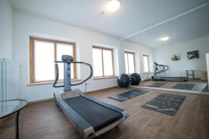Residence Cavanis Wellness & Spa, Апарт-отели  Sappada - big - 42
