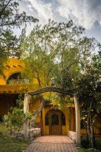 Finca La Encantada, Загородные дома  Сан-Рафаэль - big - 46