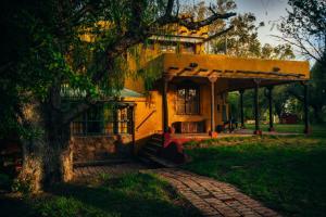 Finca La Encantada, Загородные дома  Сан-Рафаэль - big - 52