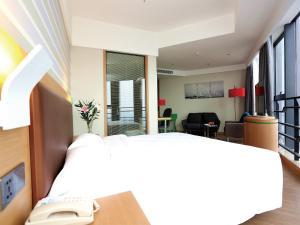 Ibis Styles Nantong Wuzhou International Plaza, Отели  Наньтун - big - 9