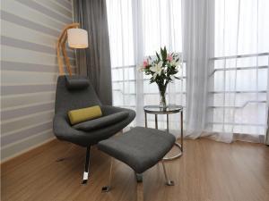 Ibis Styles Nantong Wuzhou International Plaza, Отели  Наньтун - big - 11