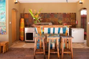 Villas des Alizes, Dovolenkové domy  Grand'Anse Praslin - big - 57