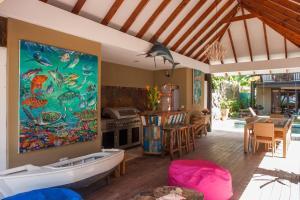 Villas des Alizes, Prázdninové domy  Grand'Anse Praslin - big - 56
