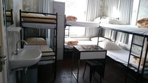 6-Bed Dormitory Room Amigo Budget Hostel