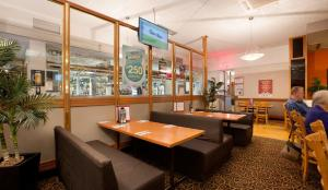 Rex Hotel Adelaide, Motels  Adelaide - big - 14