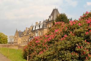 Chateau de la Poste, Hotels  Maillen - big - 77