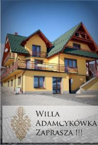 Willa Adamcykówka