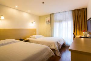 Motel Shanghai Xincun Road Metro Station Ganquan Park, Hotel  Shanghai - big - 17