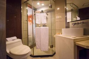 Motel Shanghai Xincun Road Metro Station Ganquan Park, Hotel  Shanghai - big - 27