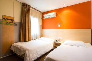 Motel Shanghai Xincun Road Metro Station Ganquan Park, Hotel  Shanghai - big - 29