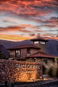Grace Cafayate, Hotely  Cafayate - big - 34