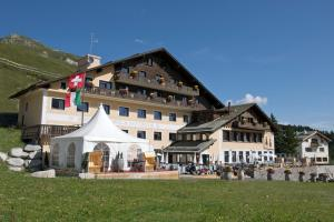 Hotel Salastrains - St. Moritz