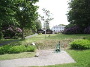 Priskilly Forest Country House, Kúriák  Fishguard - big - 16