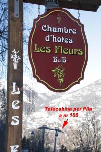 Chambres D'Hotes Les Fleurs - Accommodation - Pila