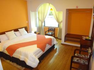 La Villa del Peñon Hotel AND Spa., Baños