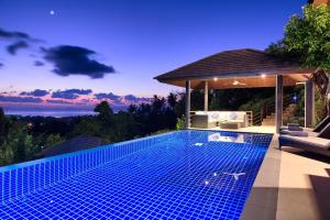 Sunset Heights - Multi Level Seaview Villa - Nathon