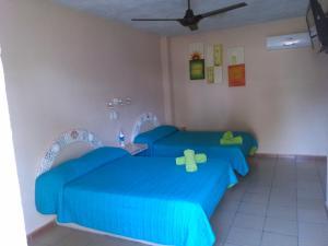 Hotel y Balneario Playa San Pablo, Отели  Монте-Гордо - big - 123
