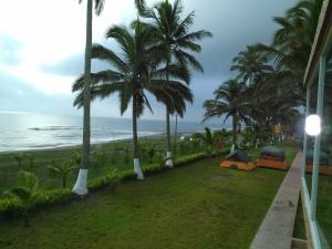 Hotel y Balneario Playa San Pablo, Отели  Монте-Гордо - big - 126