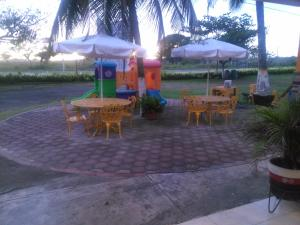 Hotel y Balneario Playa San Pablo, Отели  Монте-Гордо - big - 130