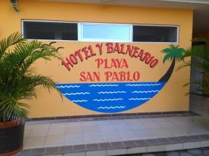 Hotel y Balneario Playa San Pablo, Отели  Монте-Гордо - big - 135