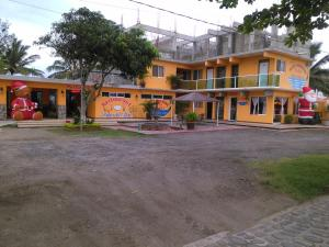 Hotel y Balneario Playa San Pablo, Отели  Монте-Гордо - big - 140