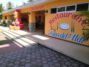 Hotel y Balneario Playa San Pablo, Отели  Монте-Гордо - big - 141