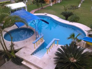 Hotel y Balneario Playa San Pablo, Отели  Монте-Гордо - big - 142