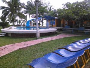 Hotel y Balneario Playa San Pablo, Отели  Монте-Гордо - big - 148