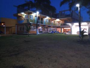 Hotel y Balneario Playa San Pablo, Отели  Монте-Гордо - big - 153