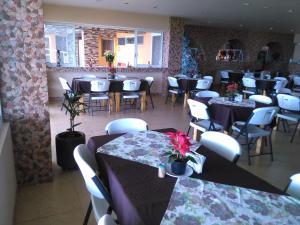 Hotel y Balneario Playa San Pablo, Отели  Монте-Гордо - big - 155