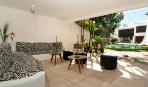 Les Jardins de Rio Boutique Hotel, Pensionen  Rio de Janeiro - big - 55