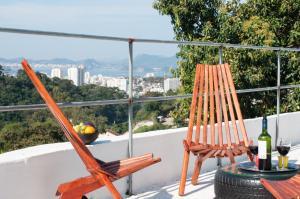 Les Jardins de Rio Boutique Hotel, Pensionen  Rio de Janeiro - big - 57