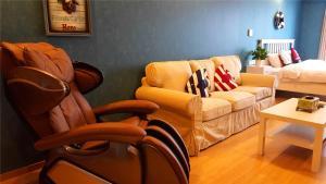 3D Sleeping Maker Hotel GuanYinQiao Branch, Appartamenti  Chongqing - big - 14