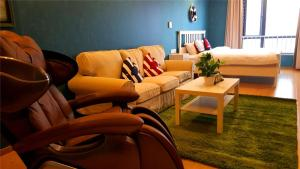 3D Sleeping Maker Hotel GuanYinQiao Branch, Appartamenti  Chongqing - big - 7