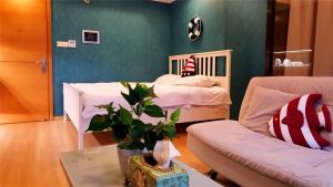 3D Sleeping Maker Hotel GuanYinQiao Branch, Appartamenti  Chongqing - big - 23