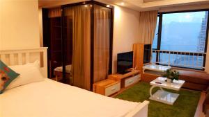 3D Sleeping Maker Hotel GuanYinQiao Branch, Appartamenti  Chongqing - big - 15