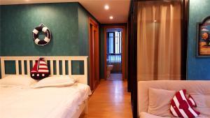 3D Sleeping Maker Hotel GuanYinQiao Branch, Appartamenti  Chongqing - big - 32